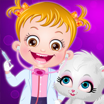 Mała Hazel: Weterynarz
