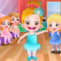 Mała Hania: Baletnica