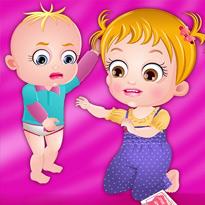Mała Hania: Problemy z rodzeństwem