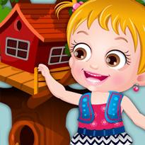 Mała Hazel: Domek na drzewie