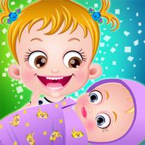 Mała Hazel: Szczepionka