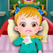 Mała Hazel: Przeziębienie