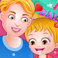 Mała Hazel: Dzień Ojca
