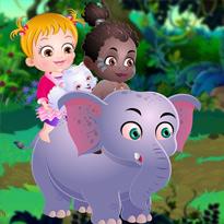 Mała Hazel: Afrykańskie Safari