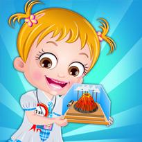 Mała Hazel: Targi naukowe