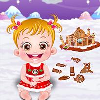 Mała Hazel: Domek z piernika