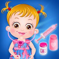 Mała Hazel: Lekarka