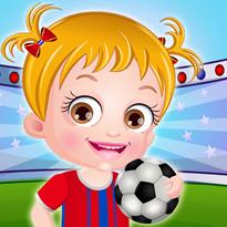 Mała Hazel: Sportowy dzień