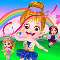 Mała Hazel: Baśniowy Balet
