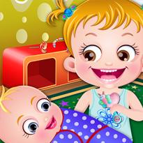 Mała Hazel: Niespodzianka