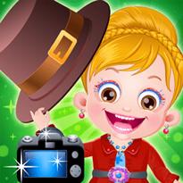 Mała Hazel: Sesja zdjęciowa