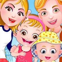 Mała Hania: Rodzinny piknik