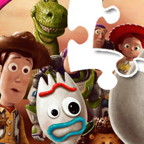 Puzzle Toy Story 4