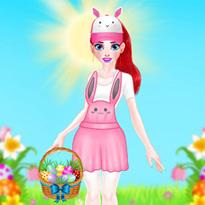 Wielkanocna ubieranka