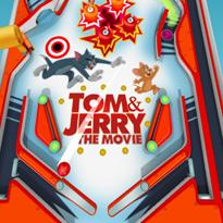 Pinball z Tomem i Jerrym