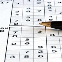 30 poziomów Sudoku