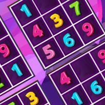 Kolorowe Sudoku