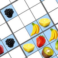 Owocowe Sudoku