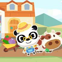Dr. Panda na farmie