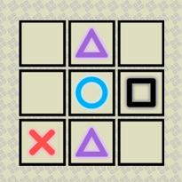 Kółko i krzyżyk 1-4 graczy