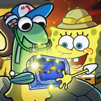SpongeBob: Łowca artefaktów