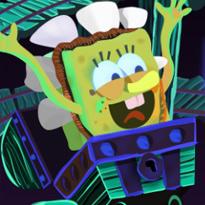 SpongeBob: Kolejka grozy