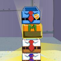 SpongeBob: Kanciastoporta wieża