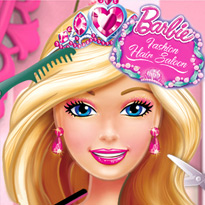 Fryzjerka Barbie