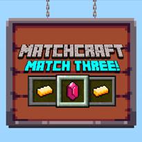 Minecraftowe 3 w linii