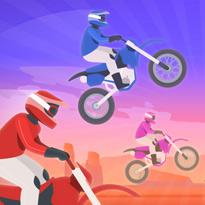 Wyścigi na motocrossach