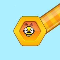 Sprytna pszczółka