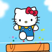 Podskoki z Hello Kitty