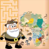 Afrykańskie labirynty