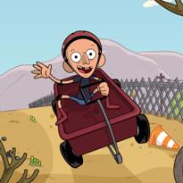 Clarence: Beztroskie rampy
