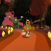 Scooby Doo: Ucieczka przed straszydłem