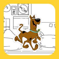 Zabawy w sztukę: Wyluzuj Scooby Doo