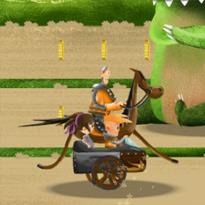 Mój rycerz i ja: Jeździec