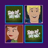 Scooby Doo: Zabawa w pary