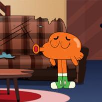 Gumball: Wielkie sprzątanie