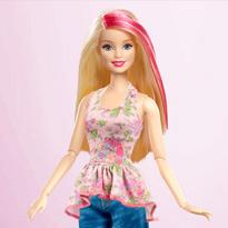Barbie: Upiększ swoją ekipę