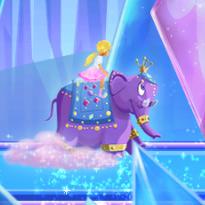 Barbie: Przejażdżka po Krainie Klejnotów