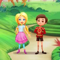 Barbie: Różnice w Krainie Długowłosych