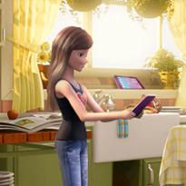 Barbie: Wyprawa po skarb