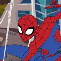Spiderman: Zagrożenia w liceum Horizon
