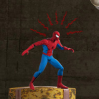Spiderman: Misja ratunkowa