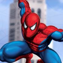 Spiderman: Bieg przez miasto