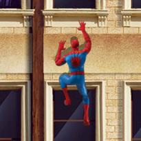 Spiderman: Niebezpieczna wspinaczka
