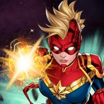 Kapitan Marvel: Galaktyczny lot
