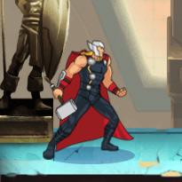 Thor: Starcia z bossami