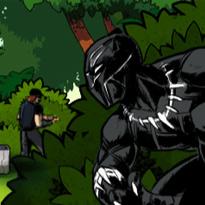 Czarna Pantera: Polowanie na Vibranium